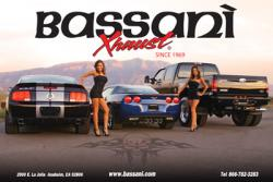 Bassani Babes Car & Truck Poster *BBP-HELL*
